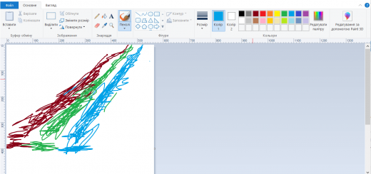 програма для малювання Paint