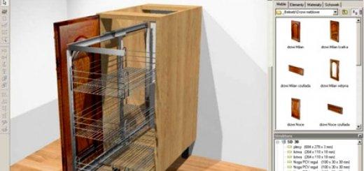 програма для проектування меблів