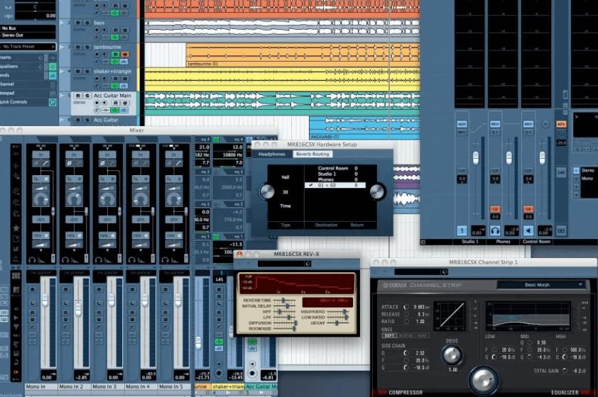 програми для створення музики Cubase[1]