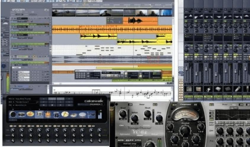 програми для створення музики sonar