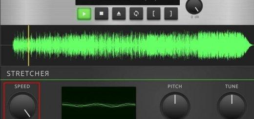змінити тональність пісні онлайн