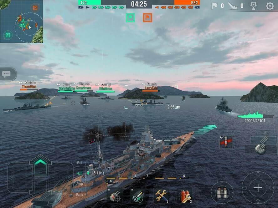 Гра Кораблі онлайн