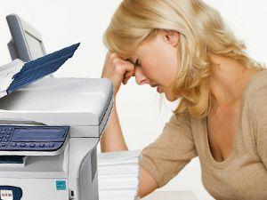 Чи не друкує принтер